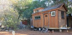 As the first tiny house built by Humble + Handcraft, the Proto set a high standard with its reclaimed materials and excellent craftsmanship.