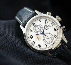 Steinhart - Marine Chronograph White Steinhart Watches mens luxury watch.  steinhart  divers  marine 7cd0cd8ab6