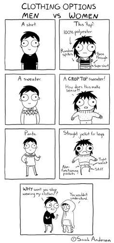 Sarah's Scribbles Comic Strip, October 24, 2015     on GoComics.com
