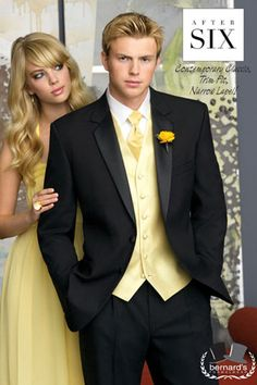 Cheap wed ring, Buy Quality wedding crepes directly from China wedding suit jacket Suppliers: New Arrival Grooms Tuxedos Black Wedding Suits For Men With Yellow Vest Notched Lapel Men Grooms Men Suits (jacket+pants+vest) Prom Tuxedo, Tuxedo Suit, Tuxedo Wedding, Tuxedo For Men, Wedding Men, Wedding Suits, Wedding Tuxedos, Modern Tuxedo, Wedding Ideas