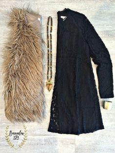 Oralie Dress - Black
