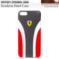フェラーリ公認 iPhone5用ハードケース「スクーデリア」Ferrari Scuderia Hard Case for iPhone5【楽天市場】