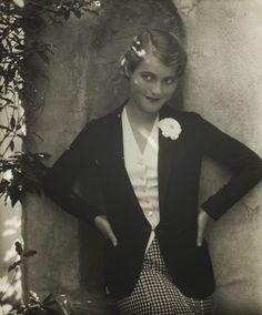 Lois Moran, 1928: Edward Steichen