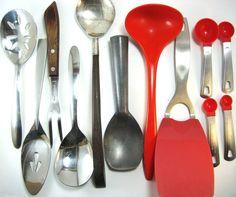 Lot Of 12 Kitchen Utensils.  RRR 6 #Unbranded