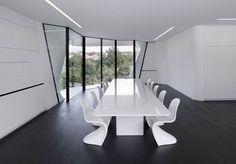 Wohnbereich Mit Großem Esstisch Luxus EFH Villa Dupli Casa In Ludwigsburg  Wohnbereich, Architektur, Schlafzimmer