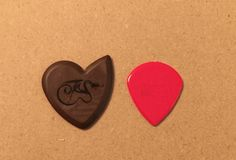 Dragon's Heart Guitar Picks vs Jazz III #dragonsheart #guitarpicks #guitar #picks
