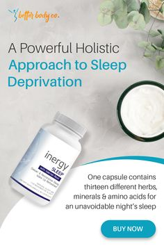 Unlike many sleep aids, inergySLEEP was formulated with natural ingredients to support deep restorative sleep, so you wake up feeling refreshed and energized every morning. Natural Sleep Remedies, Natural Sleep Aids, Natural Health Remedies, Herbal Remedies, Health Advice, Health And Wellness, Health And Beauty, Health Fitness, Natural Medicine