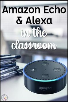 Looking for new ways to use Alexa and the Amazon Echo in your classroom?  The Echo Dot is affordable and an easy way to bring engaging technology into the classroom.  You can use Alexa to save you time, but students will also love using the voice control to get answers to questions, and using it during morning meeting, math, reading, and more. #alexa #amazonecho #echodot