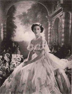 1949; HRH PRINCESS MARGARET;  CECIL BEATON