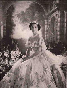 1949; HRH PRINCESS MARGARET;  CECIL BEATON