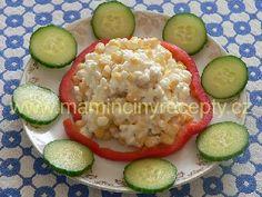 48 Cottage s kukuřicí a česnekem Potato Salad, Salads, Potatoes, Cottage, Ethnic Recipes, Fit, Shape, Potato, Salad