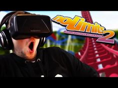MOST REALISTIC ROLLER COASTERS | No Limits 2 (Oculus Rift DK2) - YouTube