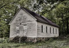 Turkey Creek School - Stone County