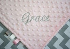 Check out this item in my Etsy shop https://www.etsy.com/uk/listing/512497507/personalised-baby-blanket-choice-of