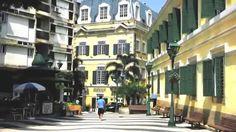 Frezel Enriquez can't wait for his Macau Tour this coming January. Macau, January, Street View, Tours