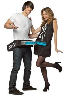 disfraces originales halloween para parejas