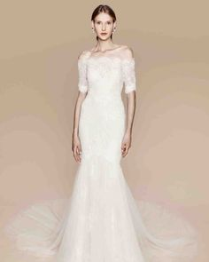 Cute See the first ever Marchesa Notte wedding dresses from the Fall bridal collection