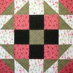 Quilt Block Patterns | ... bookworm block in judy martin s ultimate book of quilt block patterns