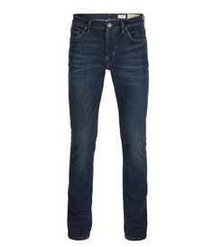 Stamp Cigarette Jeans, Men, Denim, AllSaints Spitalfields £85.00