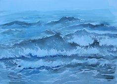 Seascape-Nadia Baumgart