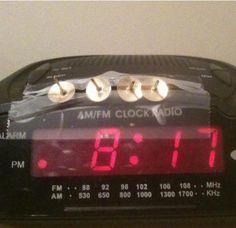 Press the snooze button... I DARE you