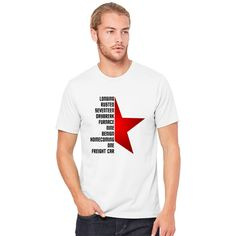 c50219a187937b Winter Soldier Ready To Comply   Mens T Shirt online