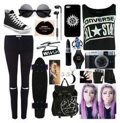 """""""Untitled #39"""" by waffles0 ❤ liked on Polyvore"""