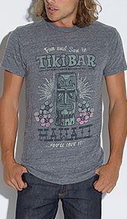 Tiki Vintage-Teeology: Limited Edition Luxury Tees