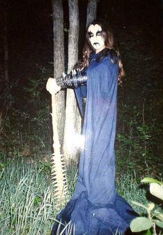 Nazgrim - (Titan Mountain, Forest Of Pride Slavs) - polish black metal