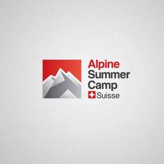Alpine Summer Camp on Behance
