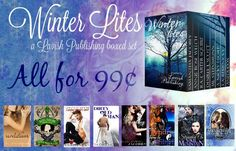 This fall and winter season, Lavish Publishing is proud to bring together five of our new and established authors, along with a few of their friends to present: . Winter Lites – A Collection of Seasoned Tales. . Preorder your copy or pick up yours on release day - Nov. 11, 2016!! . Universal link to Amazon: myBook.to/WinterLitesAntho