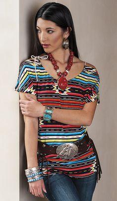Gypsy ❤ Cowgirls Fashions Western Style