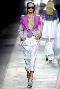 Dries Van Noten   Spring 2011 Ready-to-Wear Collection   Style.com