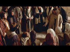 Jesus Heals a Possessed Man. Jesus demonstrates His divine power by healing a possessed man.