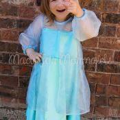 Elsa Frozen Everyday Princess Dress - via @Craftsy