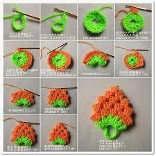アクリルたわし 編み図에 대한 이미지 검색결과