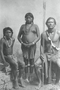 Indians were the first and original residents of Suriname