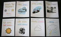 1st grade weather lesson, weather booklet, homeschool freebi, easi reader, homeschool idea, reader booklet, teach, classroom freebi, scienc