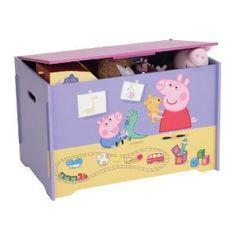 Peppa Pig Mdf Toy Box