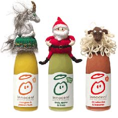 Innocent Smoothies Big Knit - Coming to a knitting circle near you soon! Wooly Hats, Knitted Hats, Cute Crochet, Crochet Crafts, Innocent Drinks, Knit Art, Big Knits, Knitting Wool, Knitting Projects