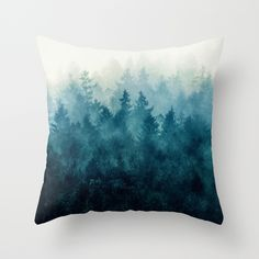 The+Heart+Of+My+Heart+//+So+Far+From+Home+Edit+Throw+Pillow+by+Tordis+Kayma+-+$20.00