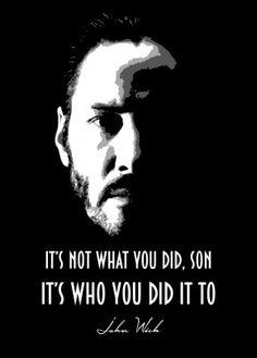 John Wick poster prints by Sam Kal Movies And Series, Dc Movies, Great Movies, John Wick Movie, John Wick 1, Keanu Reeves John Wick, Keanu Charles Reeves, Baba Yaga, Wisdom Quotes