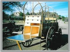 You may as well go for it and get a fully tricked-out Chuck Wagon.