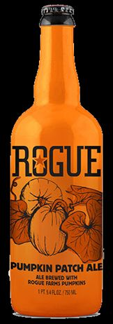 mybeerbuzz.com - Bringing Good Beers & Good People Together...: Rogue Releases Pumpkin Patch Ale Early For 2015!