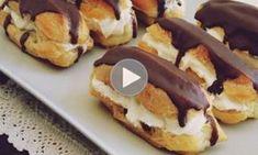 Reteta celor mai delicioase eclere – iata secretul cofetarilor