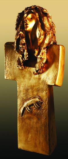 Erdinç Bakla, Göbeklitepe, Yura dikilitaşı, 52x25x14 cm, 2012