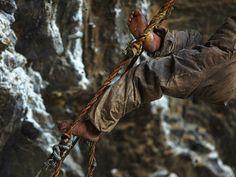 Het levensgevaarlijke werk van de honingjagers in Nepal - Nieuws - Droomplekken