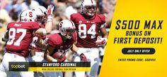 A comprehensive preview of the Stanford Cardinal team ahead of the 2016 NCAA college football season, courtesy of TopBet online sportsbook.