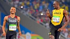 Funniest Moments in Usain Bolt's Career ● 2004-2017