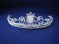 Shannon Tiara from Medieval Bridal Fashions...but I don't think tiaras should be reserved for weddings and prom!